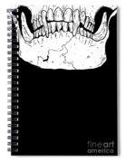 Untitled No.34 Spiral Notebook