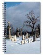 Untouched  Spiral Notebook