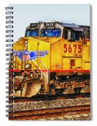 Up 5675 Spiral Notebook