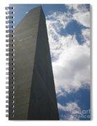 Up Bunker Hill Spiral Notebook