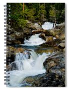 Up The Creek Spiral Notebook