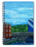 Up The Dodder Spiral Notebook