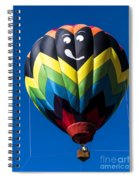 Up Up And Away In My Beautiful Balloon Spiral Notebook
