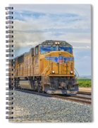 Up4421 Spiral Notebook