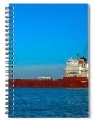 Upbound Spiral Notebook