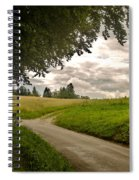 Upcoming Storm Spiral Notebook