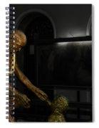 Uplift The Downtrodan Spiral Notebook