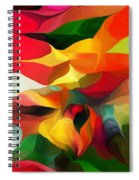 Uplifting Psychically  Spiral Notebook