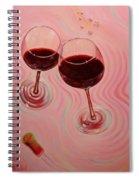 Uplifting Spirits II Spiral Notebook