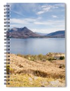 Upper Loch Torridon Spiral Notebook