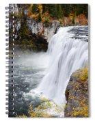 Upper Mesa Spiral Notebook