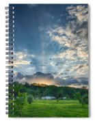 Uptacamp  Spiral Notebook