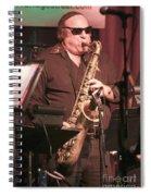 Uptown Horns - Arno Hecht Spiral Notebook