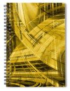 Upward Spiral Notebook