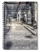 Urban #1 Spiral Notebook