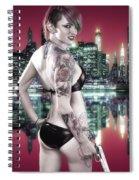 Urban Angel 7.0 Spiral Notebook
