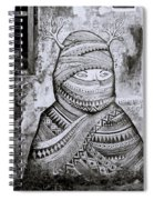 Urban Secrecy Spiral Notebook