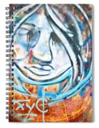 Urban Art Spiral Notebook