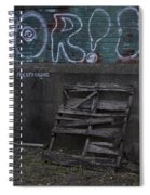 Urban Artistry One Spiral Notebook