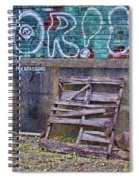 Urban Artistry Two Spiral Notebook
