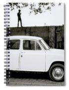 Urban Calcutta Spiral Notebook