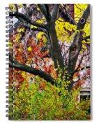 Urban Cottage Spiral Notebook