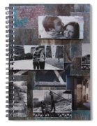 Urban Decay Engagement Collage Spiral Notebook