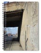 Urban Decay Train Bridge 2 Spiral Notebook