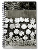 Urban Beautiful Spiral Notebook