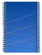 Urban Electric Spiral Notebook