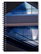 Urban Geometry Spiral Notebook