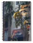 Urban Indian Symbolism Spiral Notebook