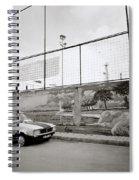 Urban Istanbul Spiral Notebook