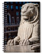 Urban King Spiral Notebook