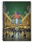 Urban Legend Spiral Notebook
