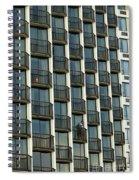 Urban Life Spiral Notebook