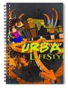 Urban Lifestyle Spiral Notebook