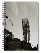 Urban Mosque Spiral Notebook