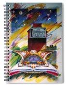 Urban Sky Spiral Notebook