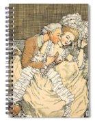 Urgent Love Spiral Notebook
