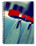 Urgent Spiral Notebook