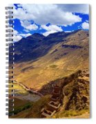 Urubamba River Spiral Notebook