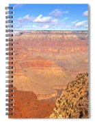 Us, Arizona, Grand Canyon, View Spiral Notebook