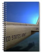 Us Army Helicopter Spiral Notebook