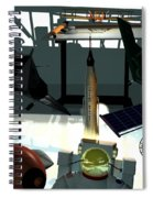 U.s.a. Aviation Inventions That Changed The World. Spiral Notebook