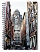 Us Customs House Philadelphia Spiral Notebook