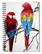 Us Friends  Spiral Notebook