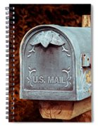 U.s. Mail Approved Spiral Notebook
