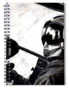 U.s. Marines Helicopter Pilot Spiral Notebook
