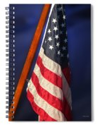 Usa Flags 08 Spiral Notebook